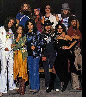 Skynyrd,group Photo